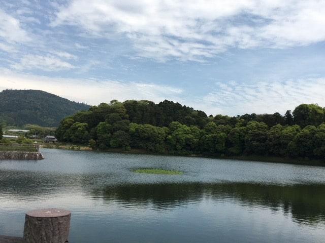 奈良の箸墓古墳